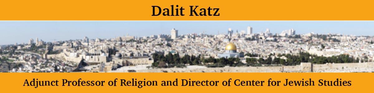 Dalit Katz